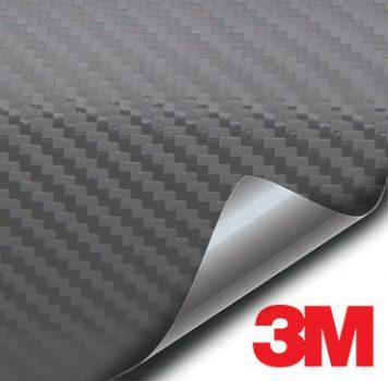 3M Anthracite Carbon Fiber vinyl wrap