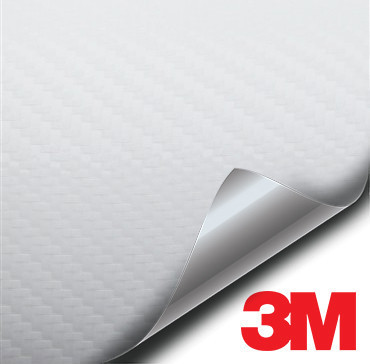 sp 3m 1080 carbon fiber white cws. Black Bedroom Furniture Sets. Home Design Ideas