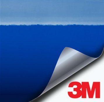 3M Gloss Cosmic Blue vinyl wrap
