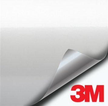 3M Gloss White vinyl wrap