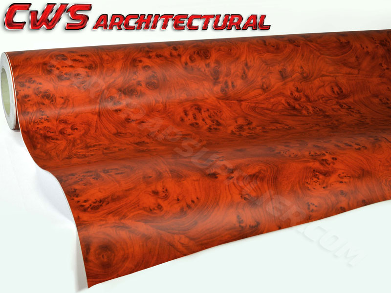 Wood Grain Rosewood Knotty 187 Cws