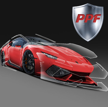 Ppf paint protection film cws for Car paint protection film cost