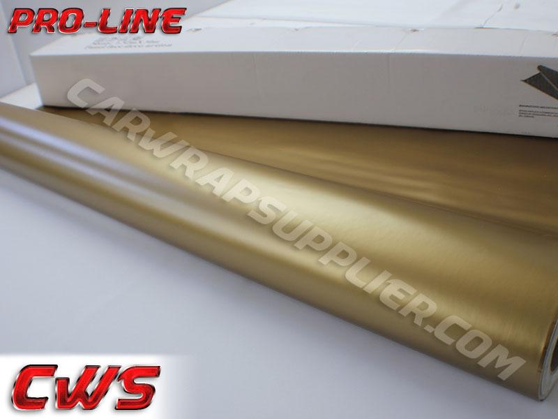 Pro Xpo Matte Gold 187 Cws