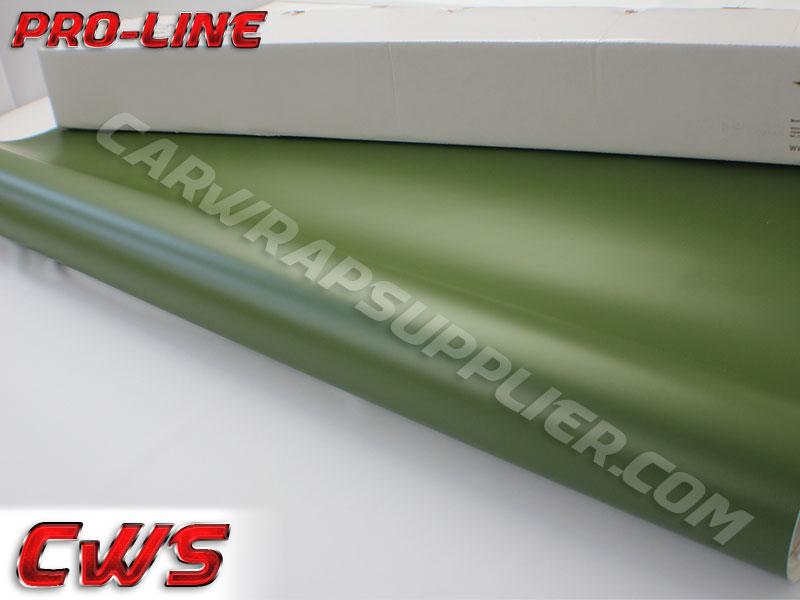 Pro Xpo Matte Green Military 187 Cws