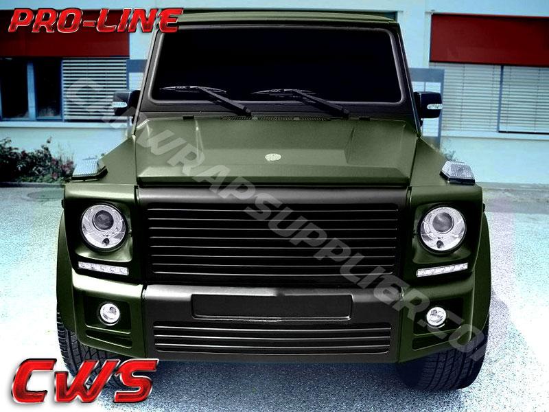 Pro Xpo Matte Green Military Cws