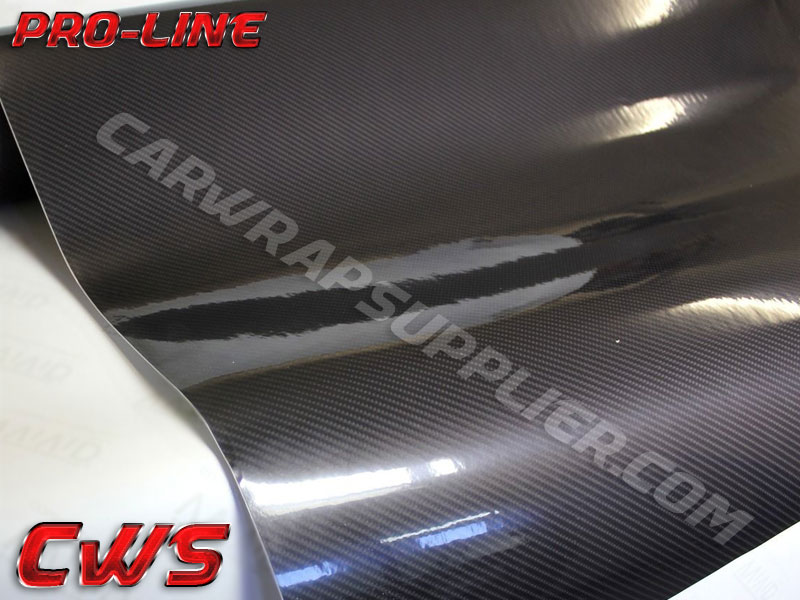 Carbon Fiber Tech Art Black 187 Cws