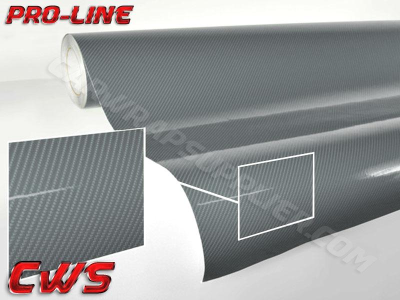 Carbon Fiber Tech Art Gray 187 Cws