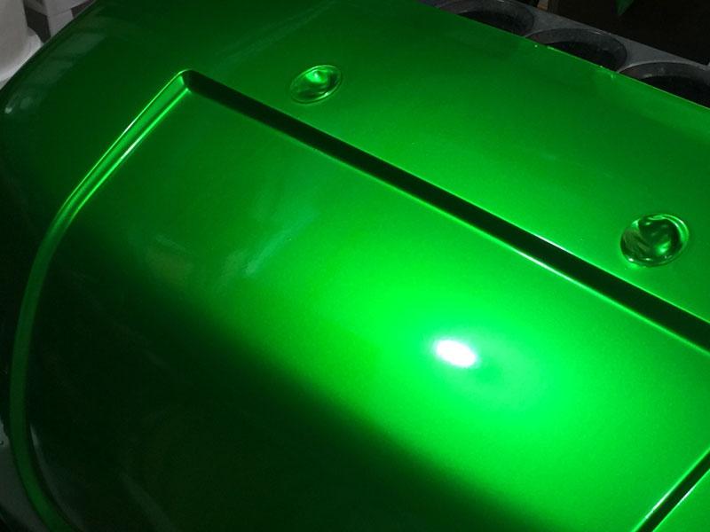 Pro Xpo Liquid Metal Green Lime 187 Cws