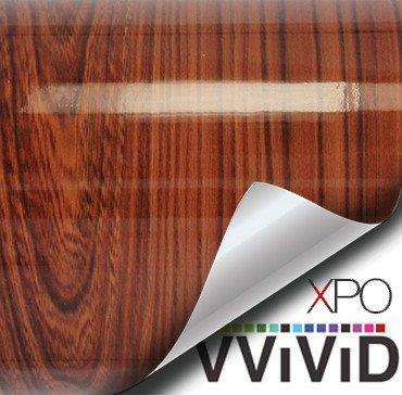 Gloss Nightshade Purple Premium Vinyl Wrap Film VViViD 1ft x 5ft