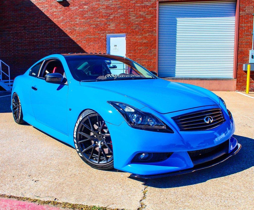 Premium Gloss Blue Smurf 187 Cws