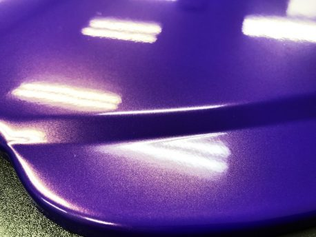 Premium Plus Poison Purple Gloss car wrap vinyl film