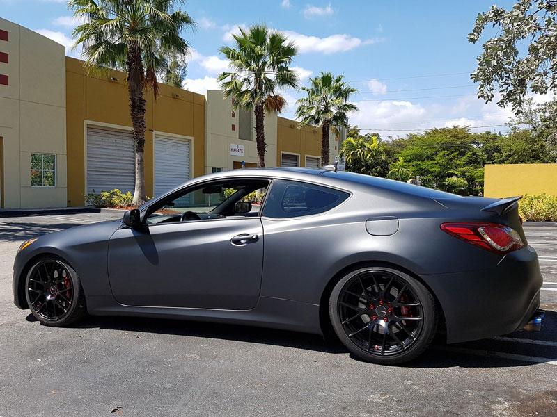 Black Matte Car >> Premium Matte Metallic Black Ghost