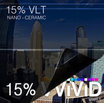 Window Tint for Cars 15% VLT