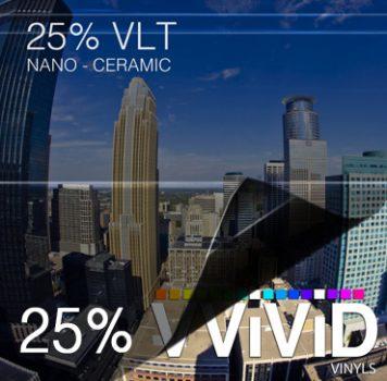 Window Tint for Cars 25% VLT